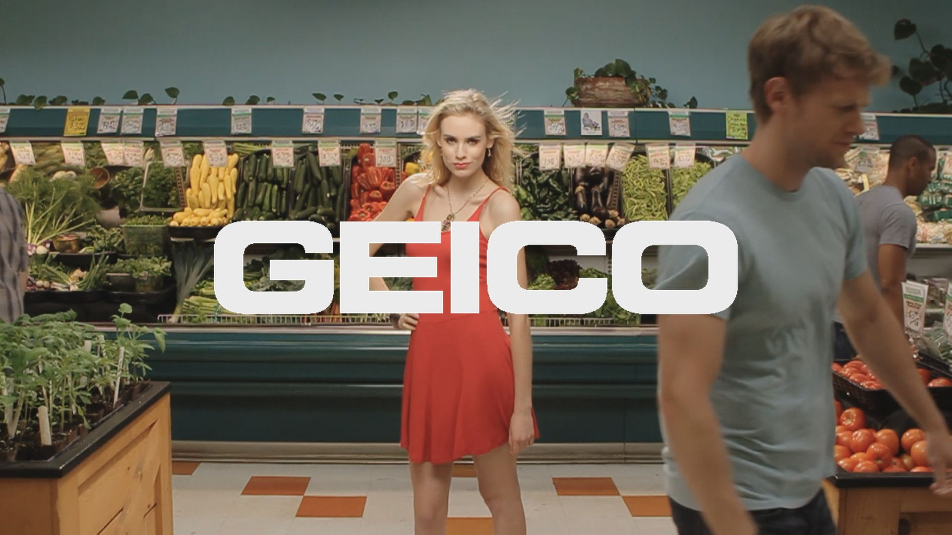 [adult swim] 'Geico' Branded TV Spot