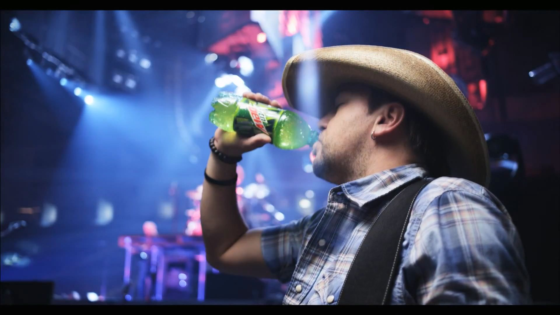 Mountain Dew 'Jason Aldean How I Dew'