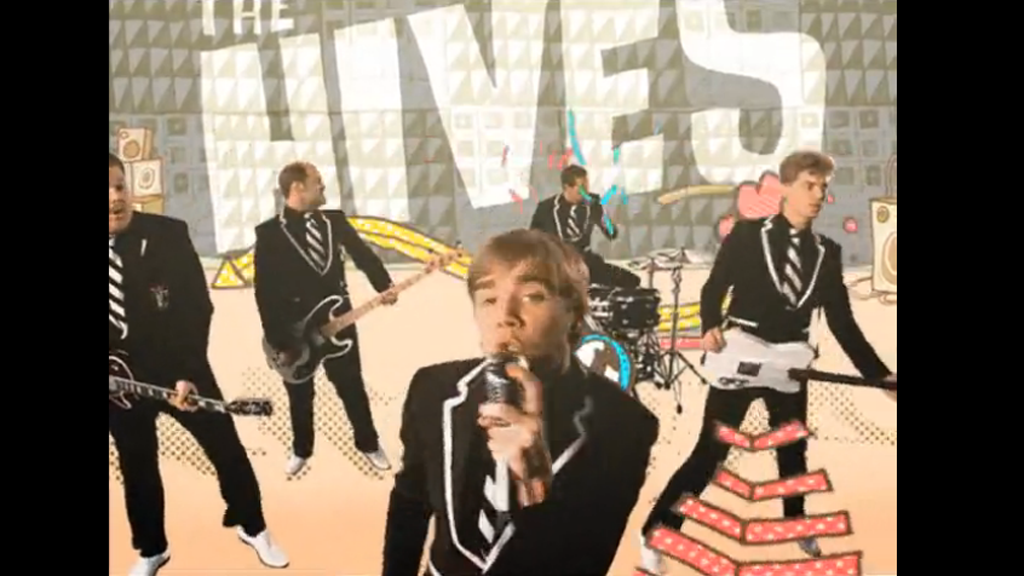 Cartoon Network The Hives 'Fall Is' Network ID