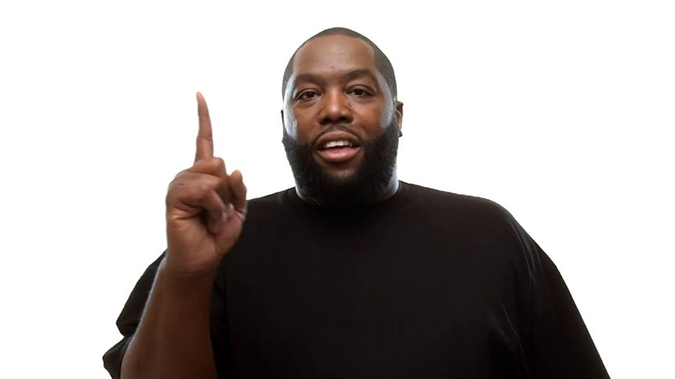 Killer Mike things to avoid adult swim promo