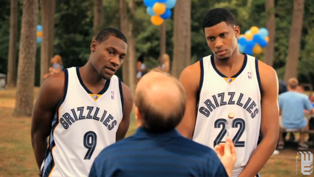 Memphis Grizzlies 'Steals' TV Spot