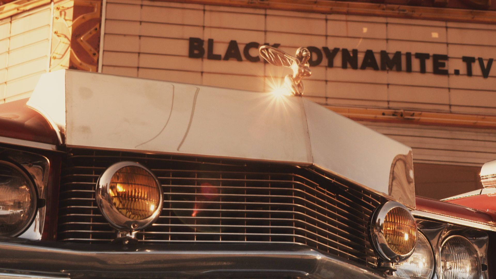 Black Dynamite Car Contest Spot